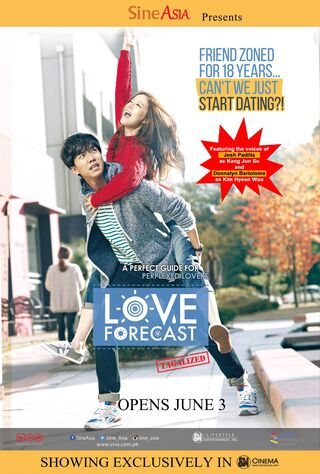Love Forecast (2015) Main Poster