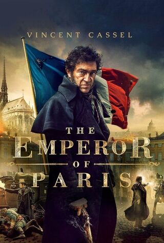 The Emperor Of Paris (2018) Main Poster