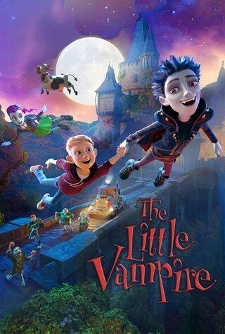 The Little Vampire (2000) Main Poster