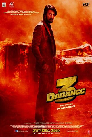 Dabangg 3 (2019) Main Poster