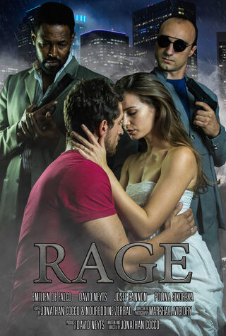 Rage (2016) Main Poster