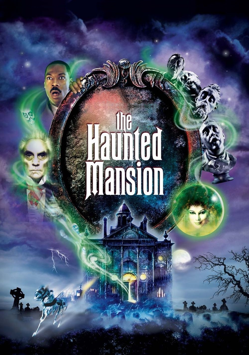 The Haunted Mansion 2003 Movie At Moviescore