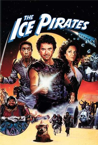 The Ice Pirates (1984) Main Poster