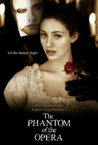 The Phantom Of The Opera (2004) Main Poster