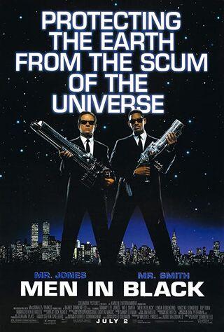 Men in Black (1997) Main Poster