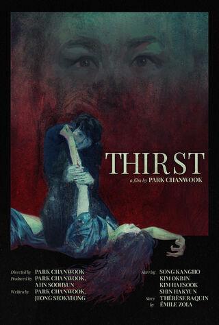 Thirst (2009) Main Poster