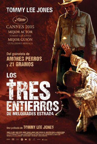 Three Burials (2006) Main Poster