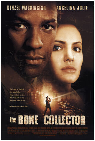 The Bone Collector (1999) Main Poster