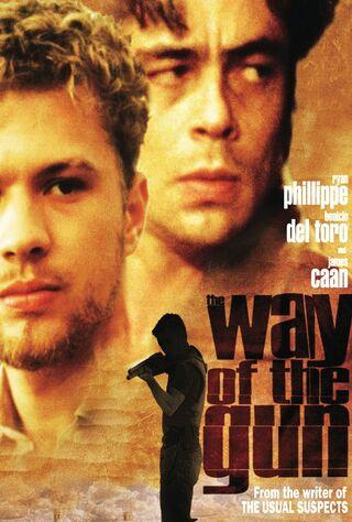 The Way Of The Gun (2000) Main Poster