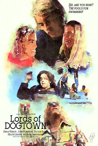 Lords Of Dogtown (2005) Main Poster