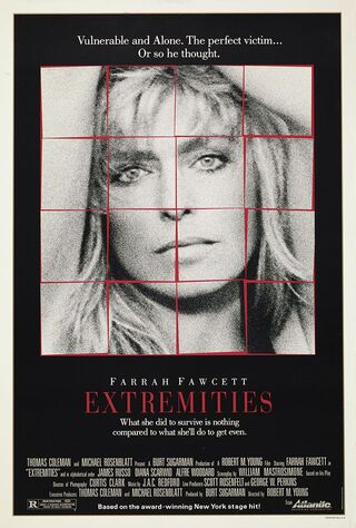 Extremities (1986) Main Poster
