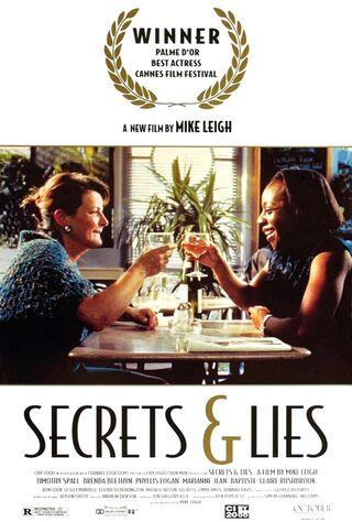 Secrets & Lies (1997) Main Poster