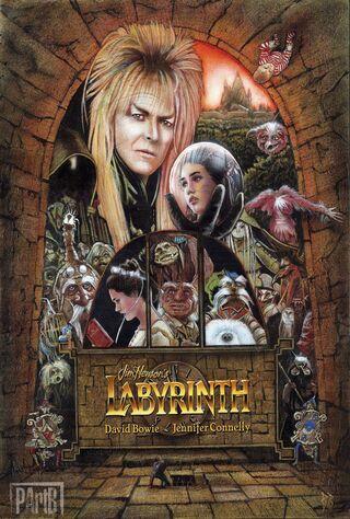 Labyrinth (1986) Main Poster