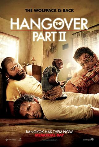 The Hangover Part II (2011) Main Poster