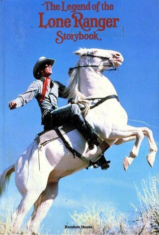 The Legend Of The Lone Ranger (1981) Main Poster