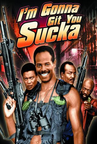 I'm Gonna Git You Sucka (1989) Main Poster