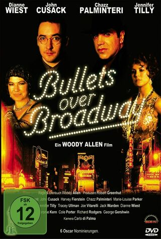 Bullets Over Broadway (1995) Main Poster