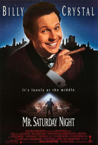 Mr. Saturday Night (1992) Main Poster