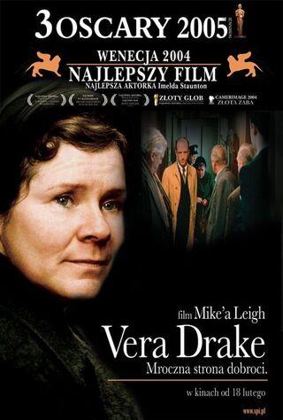 Vera Drake (2005) Main Poster