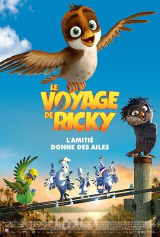 Little Bird's Big Adventure (2017) Main Poster