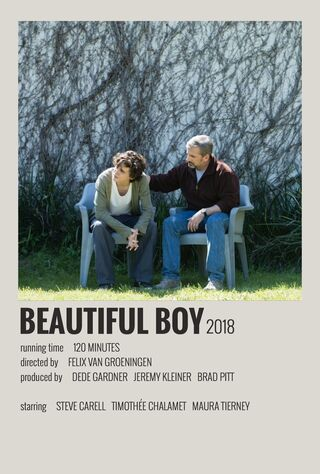 Beautiful Boy (2018) Main Poster