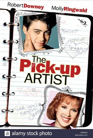 The Pick-up Artist (1987) Main Poster