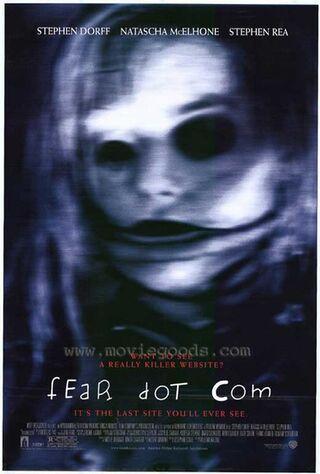 Feardotcom (2002) Main Poster