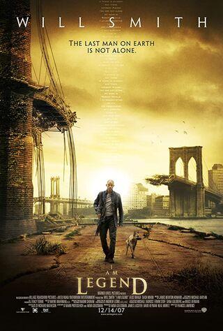 I Am Legend (2007) Main Poster
