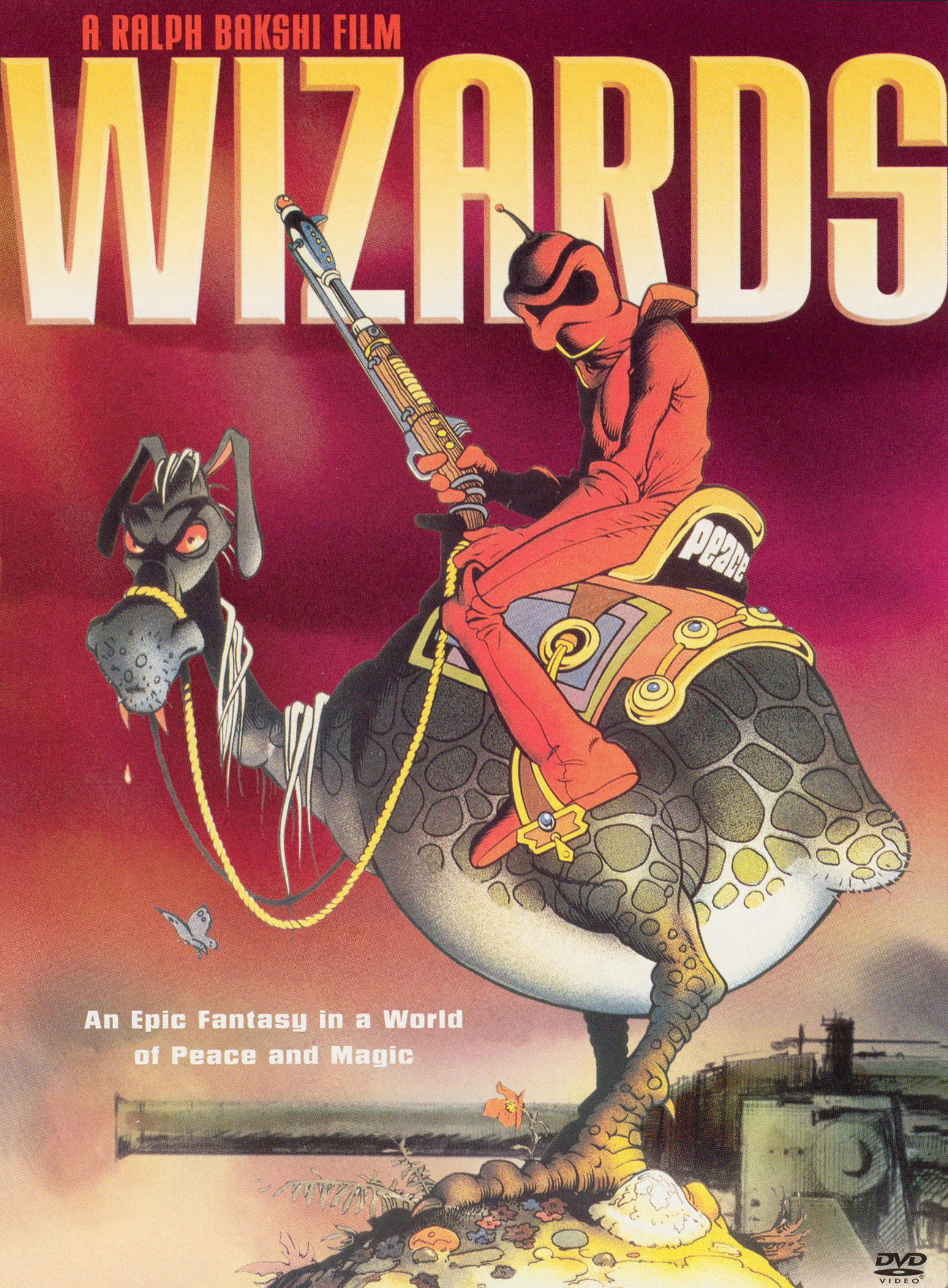 Wizards (1977) Main Poster