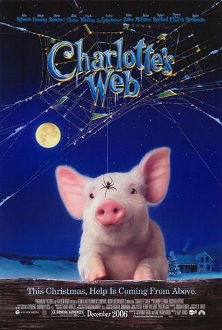 Charlotte's Web (2006) Main Poster