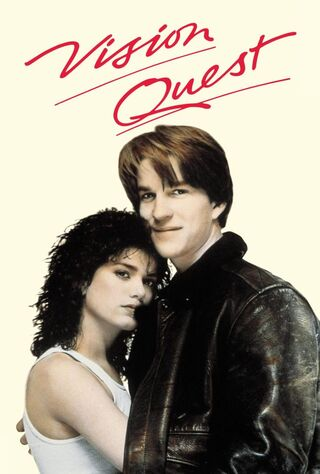 Vision Quest (1985) Main Poster