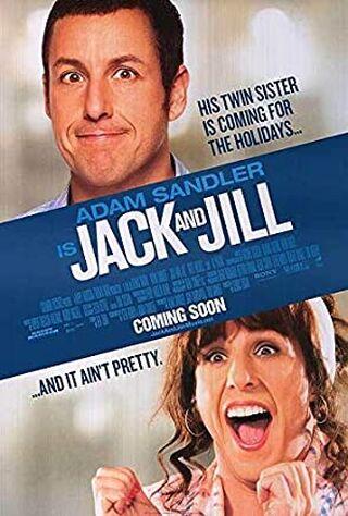 Jack And Jill (2011) Main Poster