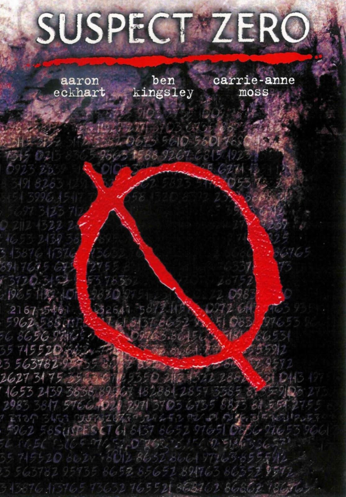 Suspect Zero (2004) Poster #2