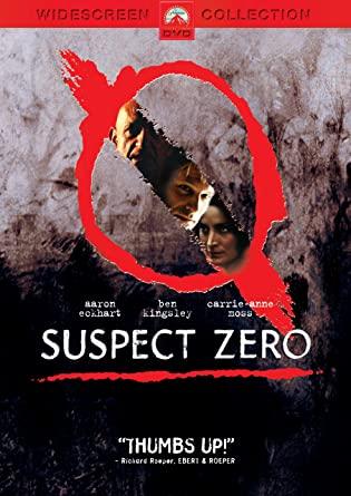 Suspect Zero (2004) Poster #5