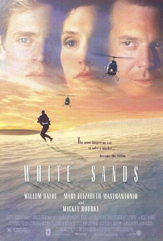 White Sands (1992) Main Poster