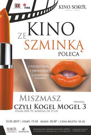 Miszmasz Czyli Kogel Mogel 3 (2019) Main Poster