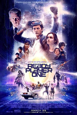 Ready Player One (2018) Main Poster