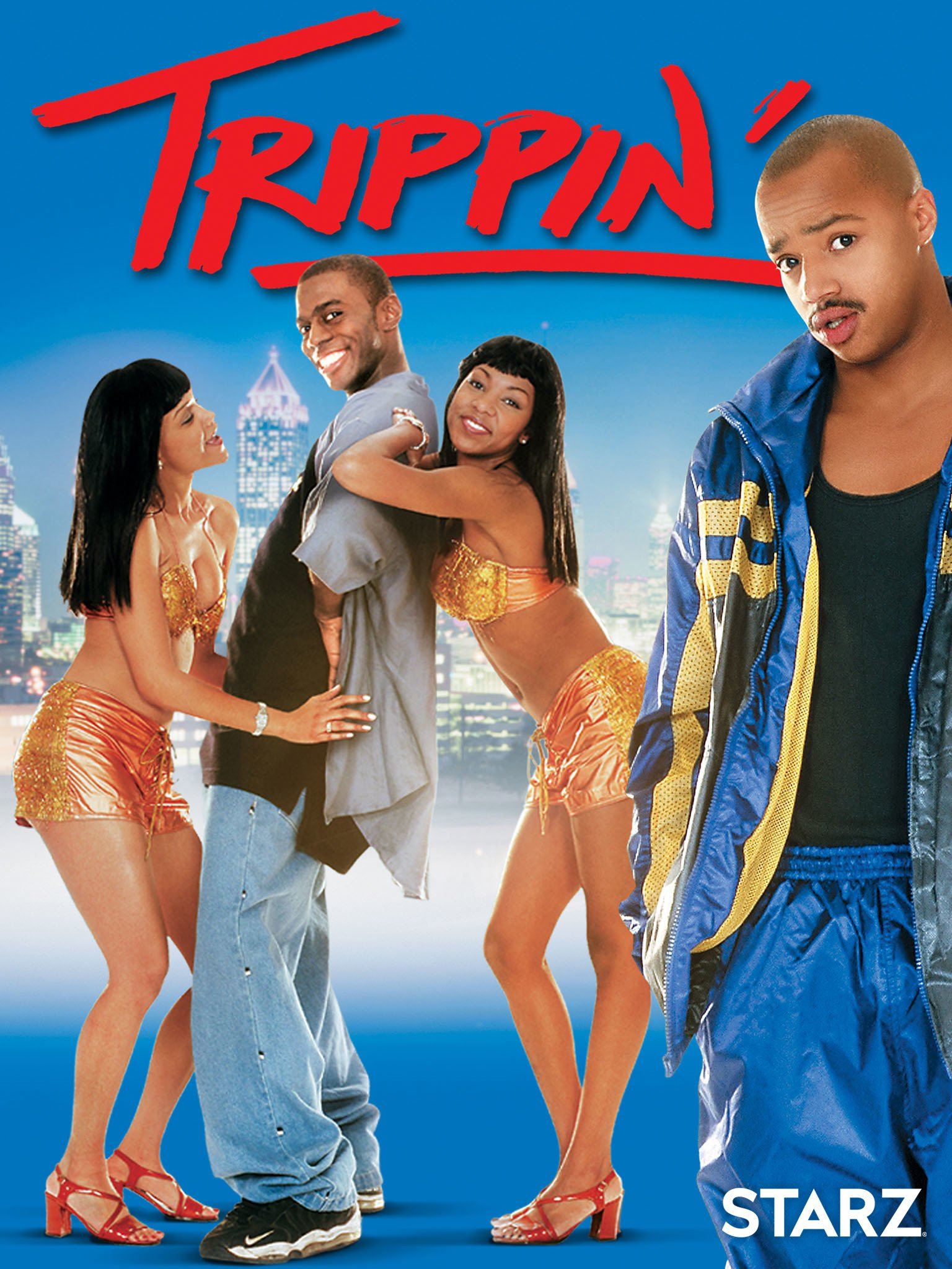 Trippin' (1999) Main Poster
