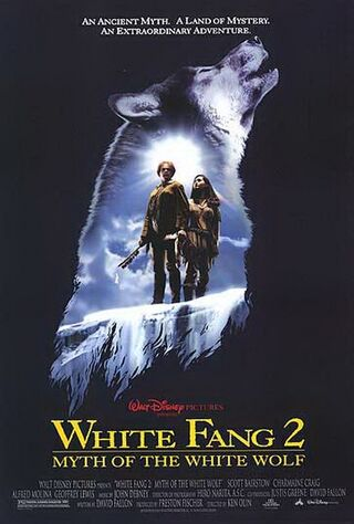 White Fang 2: Myth Of The White Wolf (1994) Main Poster
