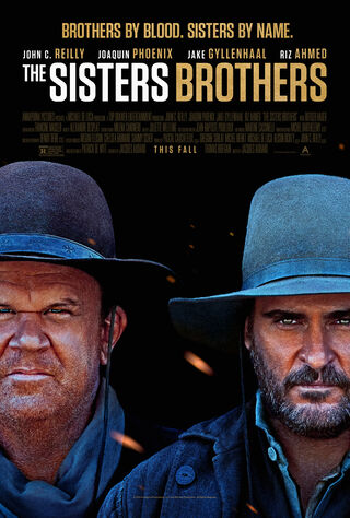 The Sisters Brothers (2018) Main Poster