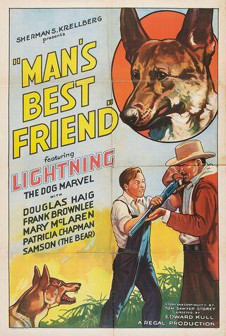 Man's Best Friend (1993) Main Poster