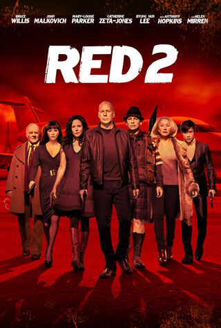 RED 2 (2013) Main Poster