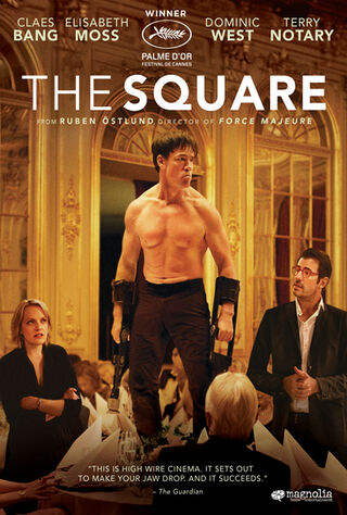 The Square (2017) Main Poster
