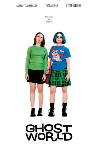 Ghost World (2001) Main Poster