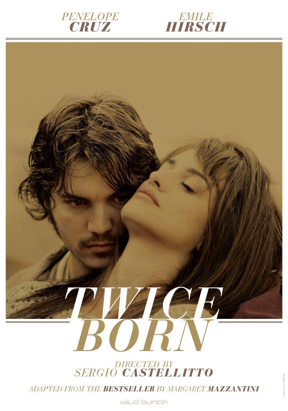 Twice Born (2013) Poster #3