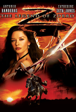 The Legend Of Zorro (2005) Main Poster