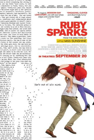 Ruby Sparks (2012) Main Poster