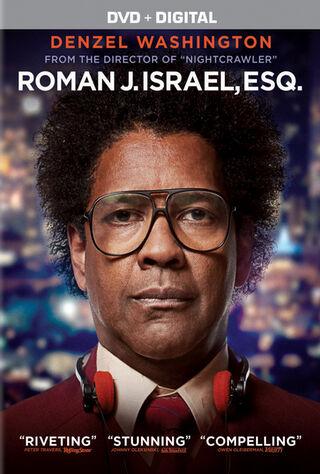 Roman J. Israel, Esq. (2017) Main Poster