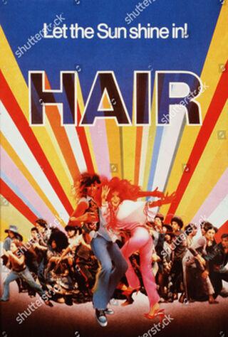 Hair (1979) Main Poster