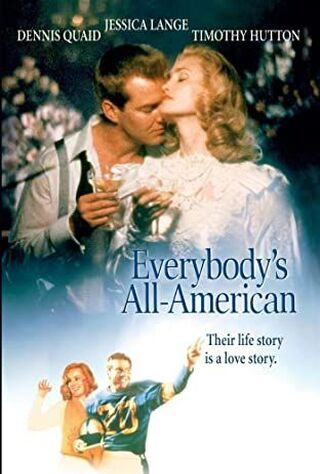 Everybody's All-American (1988) Main Poster